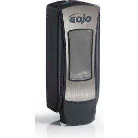 GOJO Hand Soap Dispenser - ADX Chrome/Black 1250mL - 8888-06