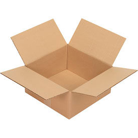 "Corrugated Boxes 25 Pack 12"" x 12"" x 6"" Single Wall 32 ECT"