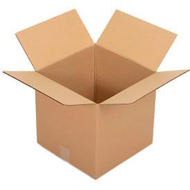"""Corrugated Boxes 25 Pack 12"""" x 12"""" x 12"""" Single Wall 32 ECT"""