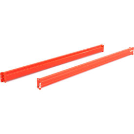 "SK2000® Boltless Pallet Rack - 4""H x 108""L Step Beam - Pair"
