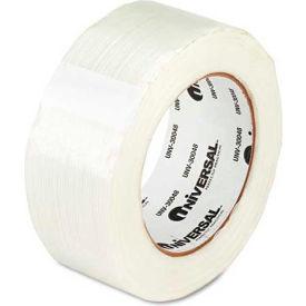 "Universal General Purpose Filament Tape, 2"" x 60yds, 3"" Core"