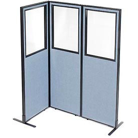 Office partitions room dividers office partition panels freestanding 3 panel corner room - Partial room divider ...