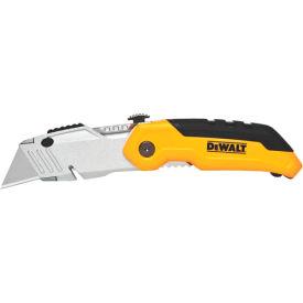 DeWALT® DWHT10035L Folding Retractable Utility Knife