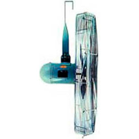 TPI HDH30GS,30 Inch Suspension Mount Fan Non-Oscillating 1/2 HP 6800 CFM TE Motor
