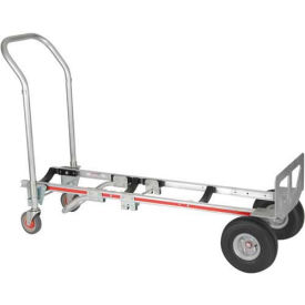Magliner® Gemini Bulk Container Edition Hand Truck LNK111UA4 Curved Frame