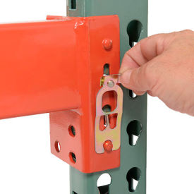 Pallet Rack Safety Clip