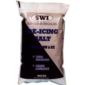 Scotwood Commercial Rock Salt 25 Lb. Bag - 66700036