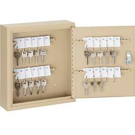 Global™ Key Cabinet - 60 Keys, Sand