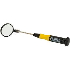 "General Tools 709555 1"" Acrylic Round Inspection Mirror"