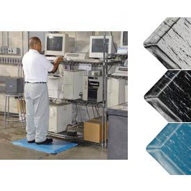 Marble Vinyl Top Anti Fatigue Matting & Industrial Mats