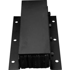 """IRONguard Steel-Faced Dock Bumper 22-2100 13""""W x 6""""D x 20""""H"""