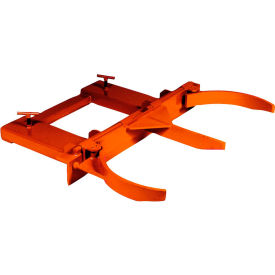 Wesco® Drum Grab for (2) 55 Gallon Steel Drums 240049 1500 Lb. Capacity