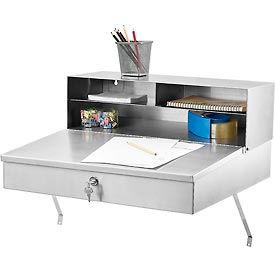 Shop Desks Shop Desks Stainless Steel Wall Mounted Receiving