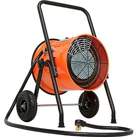 Heaters | Portable Electric | Salamander Heater – Portable Electric