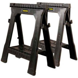 Stanley Black & Decker 060864R Stanley™ Folding Sawhorse - Twin Pack