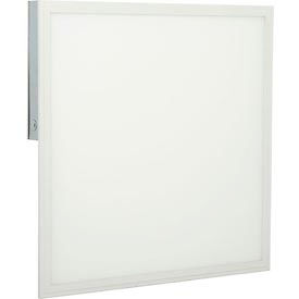 Global™ LED 2'x2' Panel Light, Recessed, 40W, 3600 lumens, 4000K, white frame