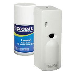 Bathroom Supplies Odor Control Global Industrial 153 Automatic