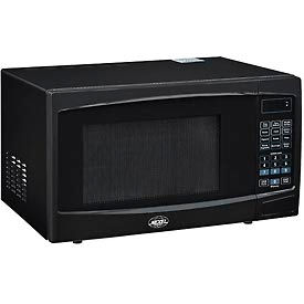 NEXEL® Best Value Countertop Microwave Oven, 1.1 Cu. Ft., 1000 Watts, Touch Control, Black