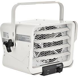 Electric Garage Unit Heater – Wall Ceiling Mount Multi-Watt 240V-208V
