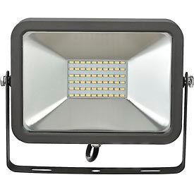 Global™ LED Flood Light, 30W, 2700 Lumens, 5000K, w/Mounting Bracket