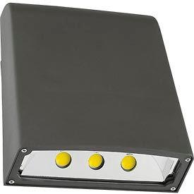 Global™ LED Low Profile Wall Pack - Full Cut-off, 75w, 6000 Lumens, 5000K