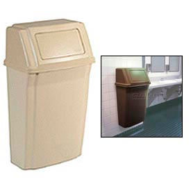 Rubbermaid® Wall Mounted Waste Receptacle