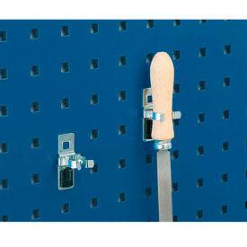 """Bott 14013067 Single Spring Clips For Perfo Panels, 3/4"""" Diameter - Package of 5"""
