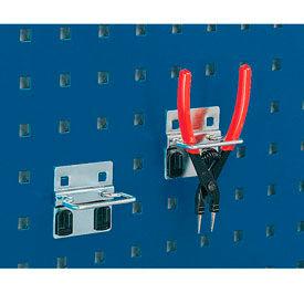 """Bott 14010019 Plier Hooks For Perfo Panels - Package of 5 - 3""""W"""