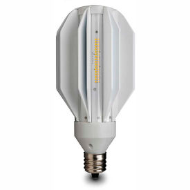 GE Lighting 21259 LED165/M400/740  LED HID Replacement Corn Lamp, 165W, 4000K, 20000 Lumens