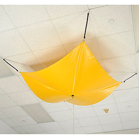 Global™ Leak Diverter 5' x 5' - Yellow