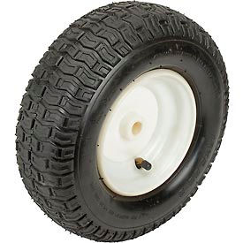 "Replacement 13"" Rubber Wheel for Global™ Universal Spreader 640788"