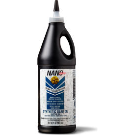 NDT32GO - Nano Synthetic Gear Oil - 32 oz Liquid Bottle - Package Qty 12