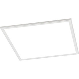 Global™ LED Panel Light, 2'x2', 40W, white frame, 4000 lumens, 4000K, 0-10V Dimming, DLC 4.0