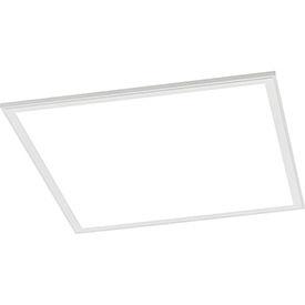 Global™ LED Panel Light, 2'x2', 40W, white frame, 4000 lumens, 5000K, 0-10V Dimming, DLC 4.0
