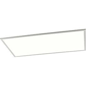 Global™ LED Panel Light, 2'x4', 50W, white frame, 5000 lumens, 4000K, 0-10V Dimming, DLC 4.0
