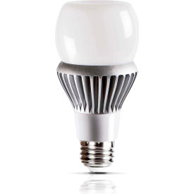 Alset 50303 LED A19 Bulb, 9W, 806 Lumens, 3000K, Dimmable, 25000 Hours - Pkg Qty 6