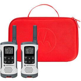 Motorola Talkabout® T280 Emergency Preparedness Two-Way Radio, 2 Pack, White