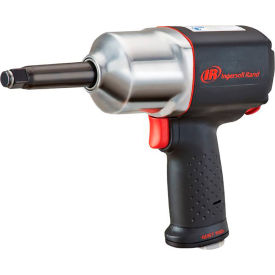"""Ingersoll Rand 2135QXPA-2 1/2"""" Quiet Air Impact Wrench with 2"""" Extended Anvil by"""