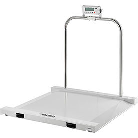 Global Industrial™ Wheelchair Scale, 1,000 lb x 0.5 lb