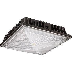 Lithonia OFM LED P1 50K MVOLT DDB HP17 M4 LED Canopy Fixture, 47W, 5000K, 4200 Lumens, DLC Std.