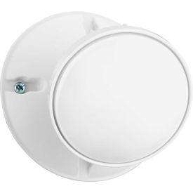 Lithonia OVFL LED 1RH P1 40K 120 WH HP17 M6 LED Security Flood, 1 Head, 13W, 4000K, 948 Lum, White