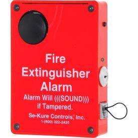 Se-Kure Fire Extinguisher Alarm Kit, SP-101Kit