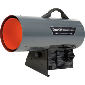 Click here to buy Dyna-Glo Workhorse 40K BTU LP Forced Air Heater LPFA40WH.