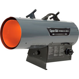Click here to buy Dyna-Glo Workhorse 120K 150K BTU LP Forced Air Heater LPFA150WH.