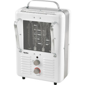 Portable Electric Heater Milkhouse 1500W Steel