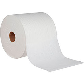 Global Industrial™ Quick Rags® Light Duty Jumbo Roll, 950 Sheets/Roll, 1 Roll/Case