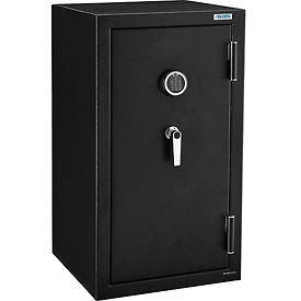 "Global Burglary & Fire Safe Cabinet  2 Hr Fire Rating Digital Lock 22""W x 22""D x 40""H"