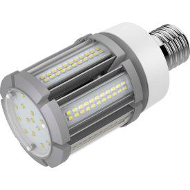 Commercial LED CLC1-36W-RE-E(X)39 LED Corn Lamp, 36W, 5200 Lumens, 5000K, Mogul Base EX39, DLC 4.4