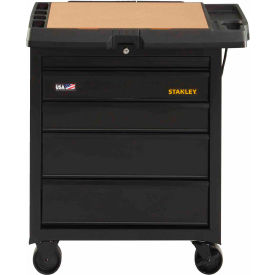 "Stanley STS23151BK 100 Series 31"" W 5-Drawer Mobile Workbench"