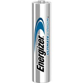 Energizer L92 Ultimate Lithium AAA Batteries Bulk Pack - Pkg Qty 24